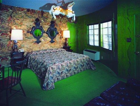 nomadas  zingari Voyage Madonna Inn