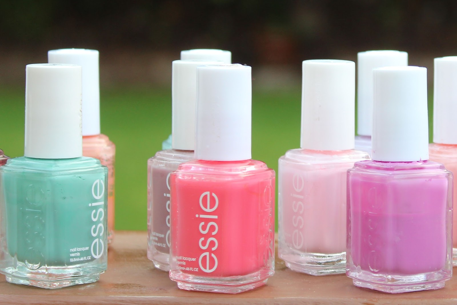 Viva La Fashion I Beauty + Life Style Blog: My Essie Nail ...