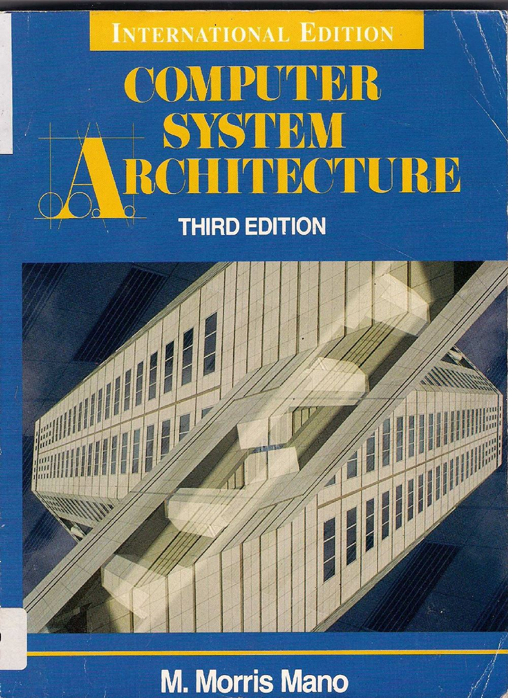 Pdf computer system architecture (3rd edition) | online.