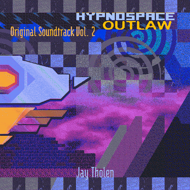 Album cover for Hypnospace Outlaw Original Soundtrack Volume 2