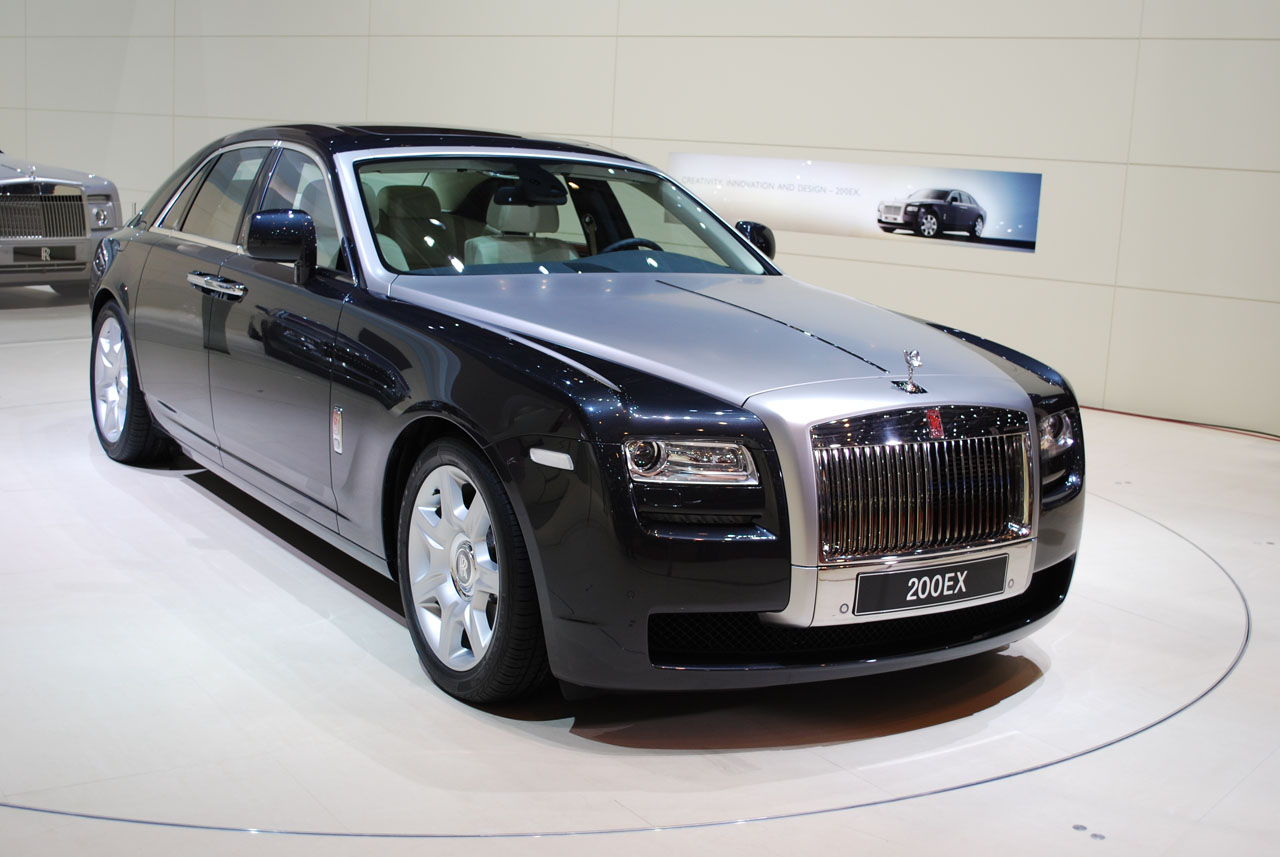 Cars Reviews,wallpapers And Etc.: Rolls-royce Ghost
