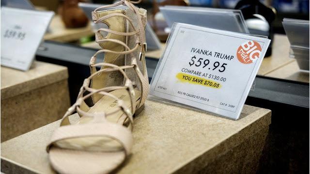 Mengulas Pabrik Pemasok Sepatu Putri Trump, Aktivis China Ditahan