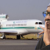 Presidential Plane Departs From London As Anxiety Mounts - Vanguard