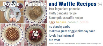 Two-Ingredient Egg and Banana Pancake Recipe for Dogs