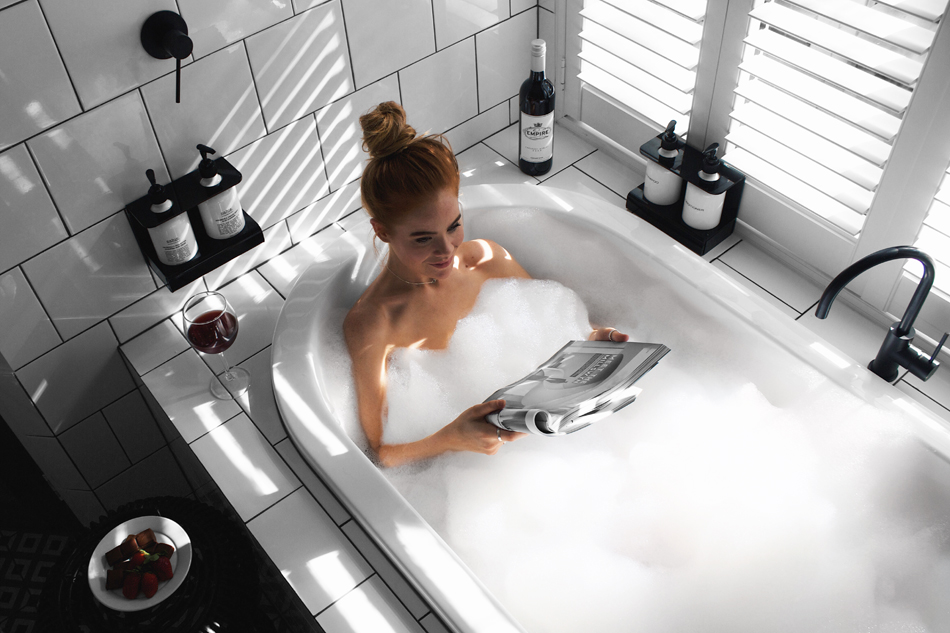 luxury accommodation, Margaret River, weekend escape, bath goals, pamper session