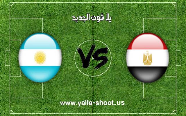 نتيجة مباراة منتخب مصر والارجنتين اليوم 14-1-2019 كأس العالم لكرة اليد