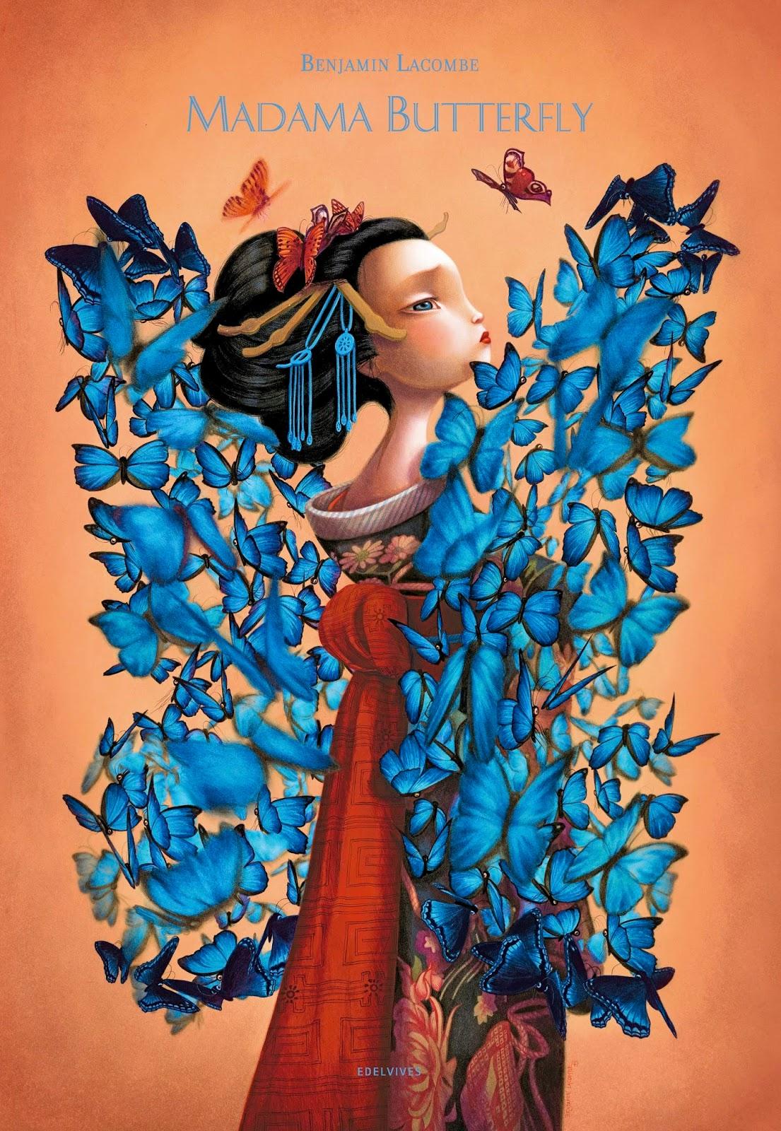 Madama Butterfly Benjamín Lacombe