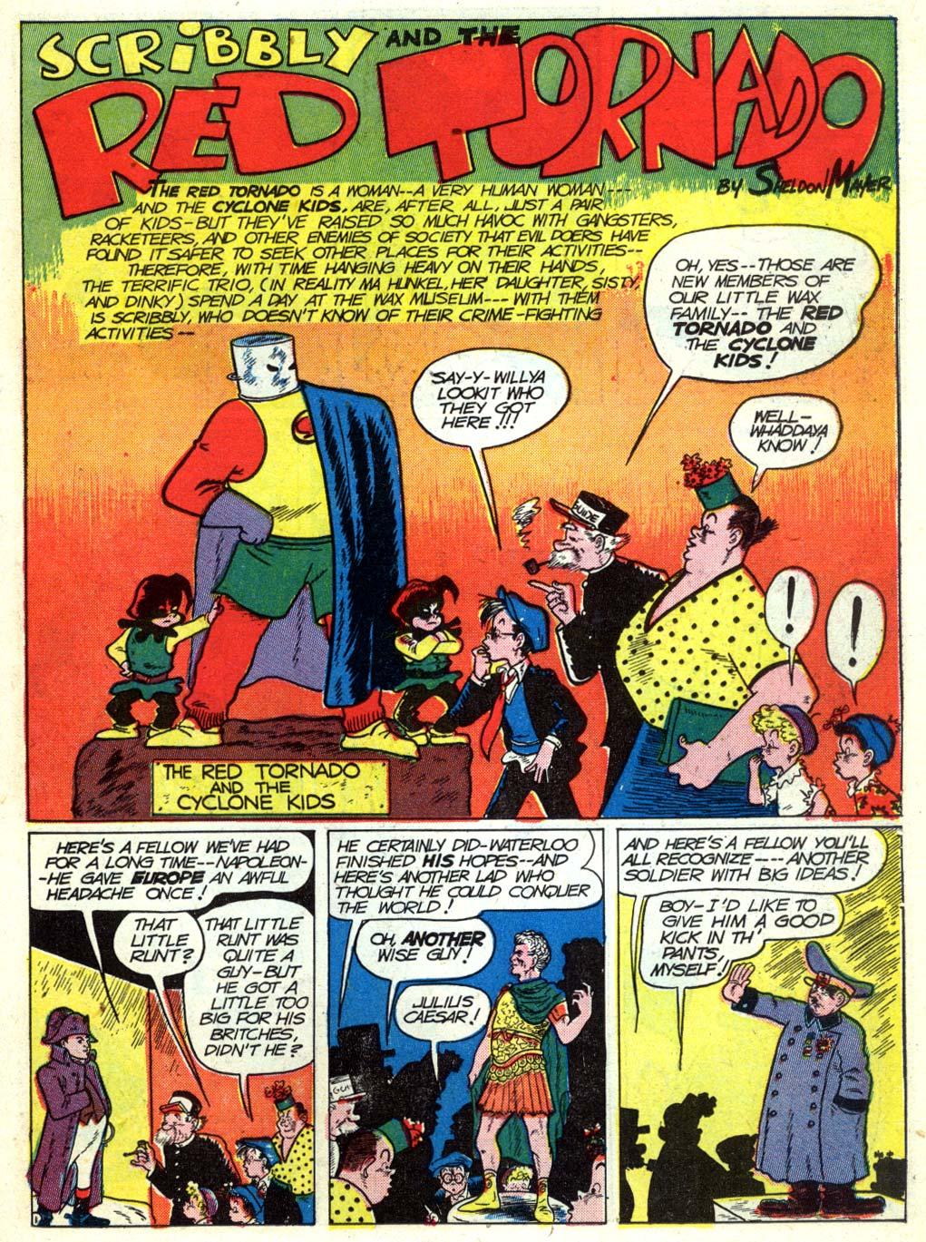 Read online All-American Comics (1939) comic -  Issue #40 - 42