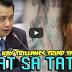 Sayad Trillanes Nganga Sa Pinakita Ni Sarah Duterte Na TRIAD Tattoo Ni Paulo Duterte