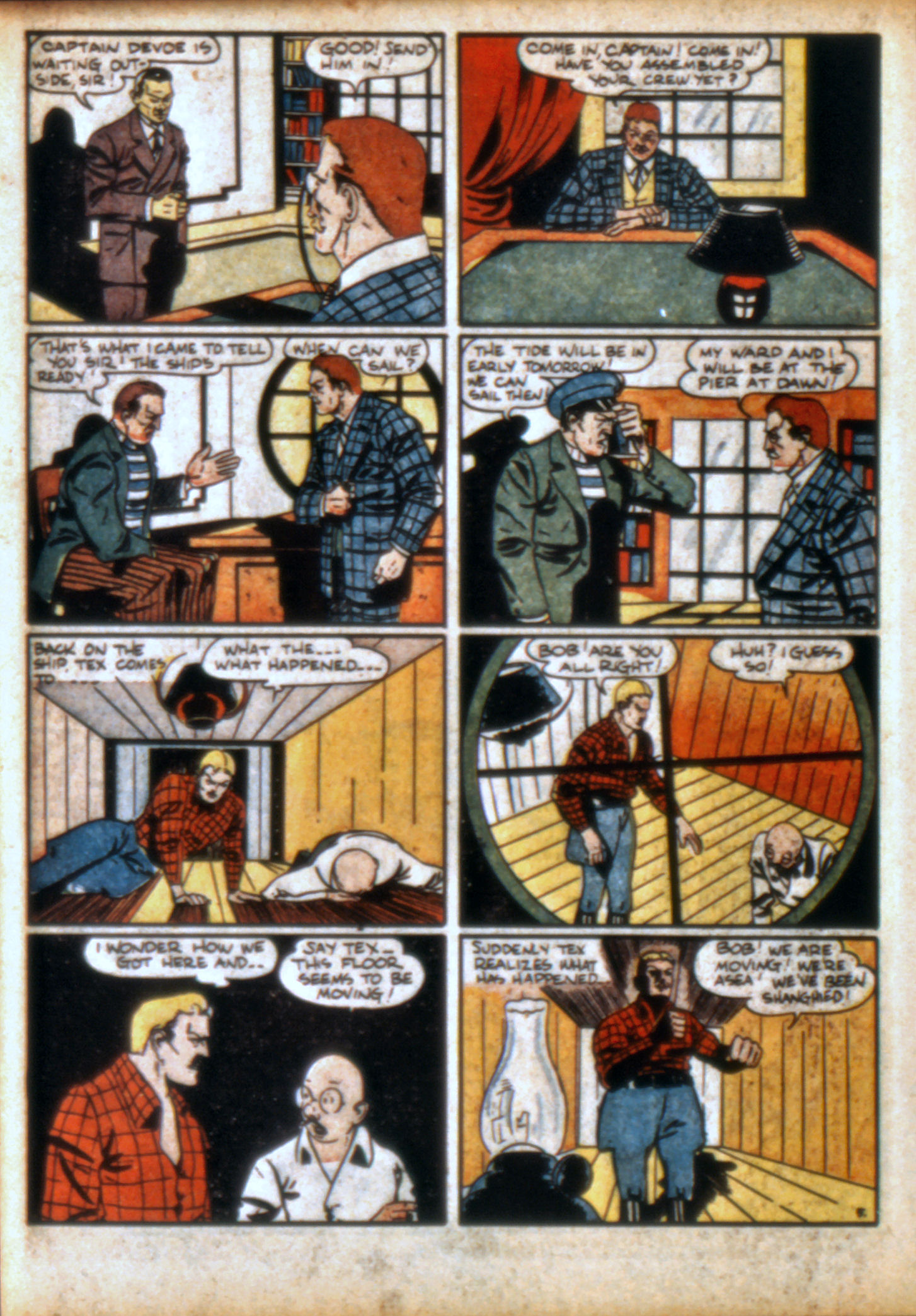Action Comics (1938) 10 Page 40