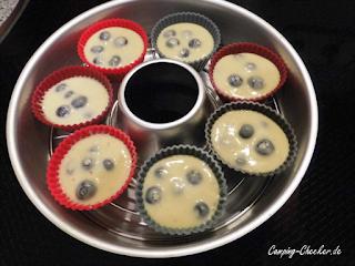 Muffins im Omnia Backofen