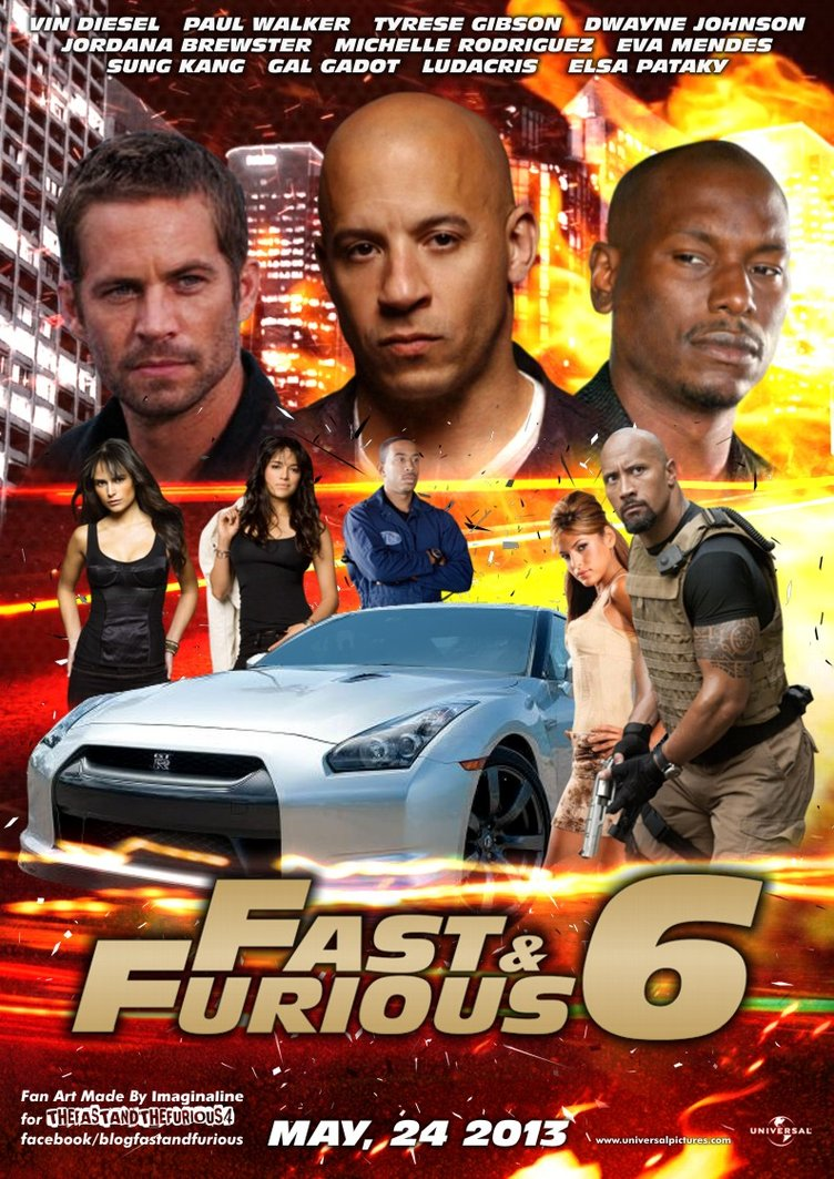 HIRRRSblogspotcom FAST AND FURIOUS 6