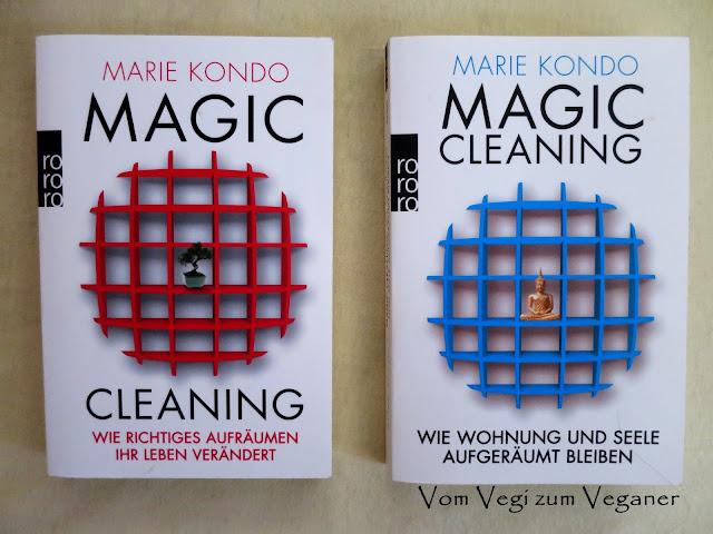 vom vegi zum veganer magic cleaning wie richtiges aufr umen ihr leben ver ndert wie wohung. Black Bedroom Furniture Sets. Home Design Ideas