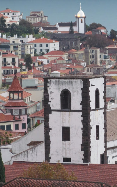 churches and other Funchal buildings