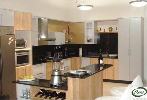 Roica Cocinas Modulares - Centro Design - JR Diseños: 2016