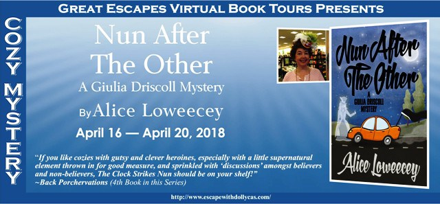 Upcoming Blog Tour 4/20/18