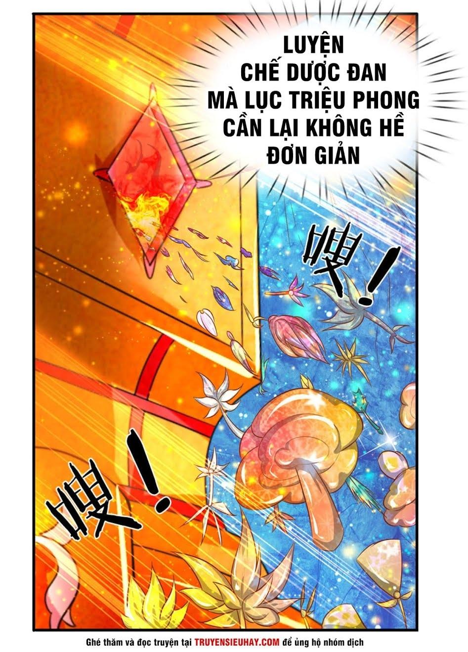 Vạn Cổ Thần Vương chap 50 - Trang 4