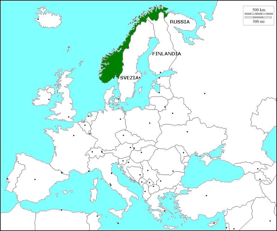 Cartina Muta Della Norvegia.Chi Viaggia Impara Immagini Dal Mondo Norvegia F