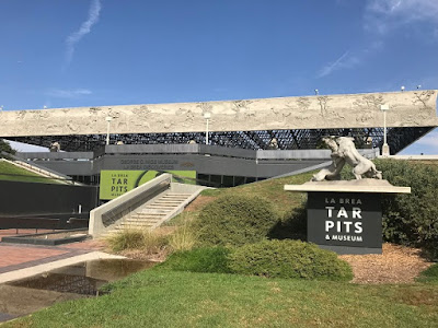 La Brea Tar Pits and Museum, Los Angeles