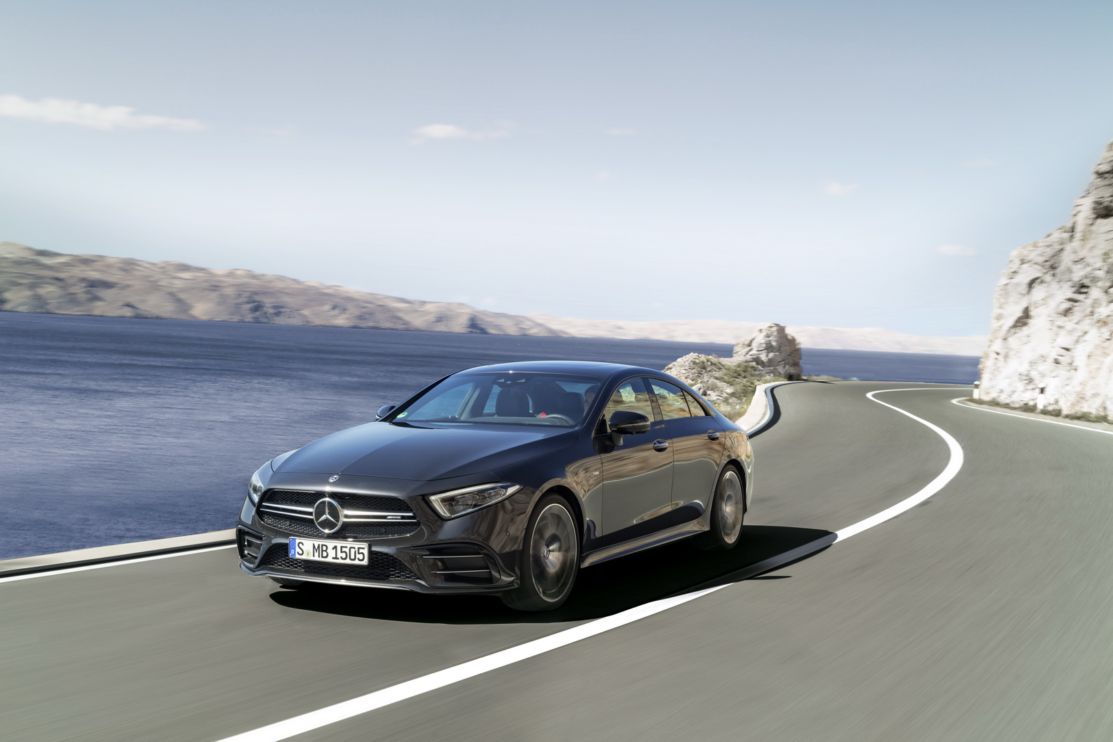 2018 - [Mercedes] CLS III  - Page 6 MERCEDES-AMG-CLS53-03