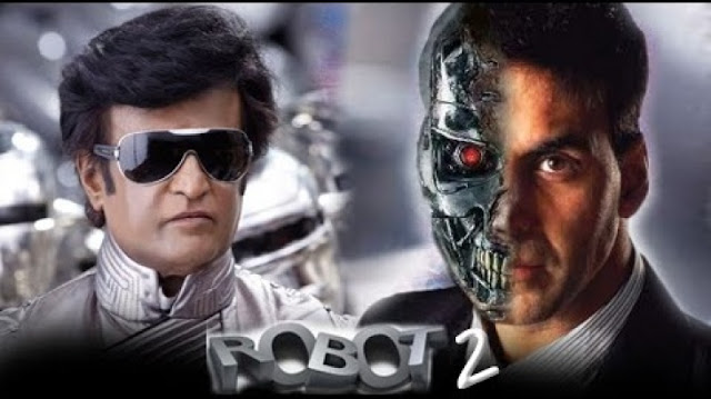 Robot 2.0 Box Office Collection World Wide