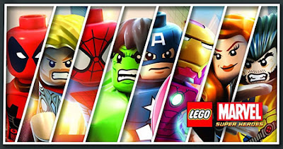 Lego - Marvel Super Heroes