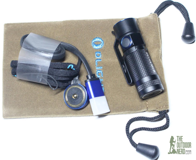 Olight S1R Baton - Product View 2