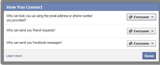 Cara Memblokir Pesan dan Permintaan Teman dari Orang Asing di Jejaring Sosial Facebook