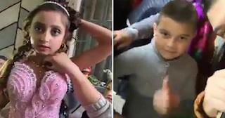 10χρονο αγόρι «παντρεύτηκε» 8χρονο κορiτσι (Φωτο & Βίντεο)