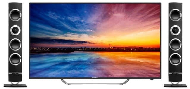 TV LED dengan 2 HDMI Port