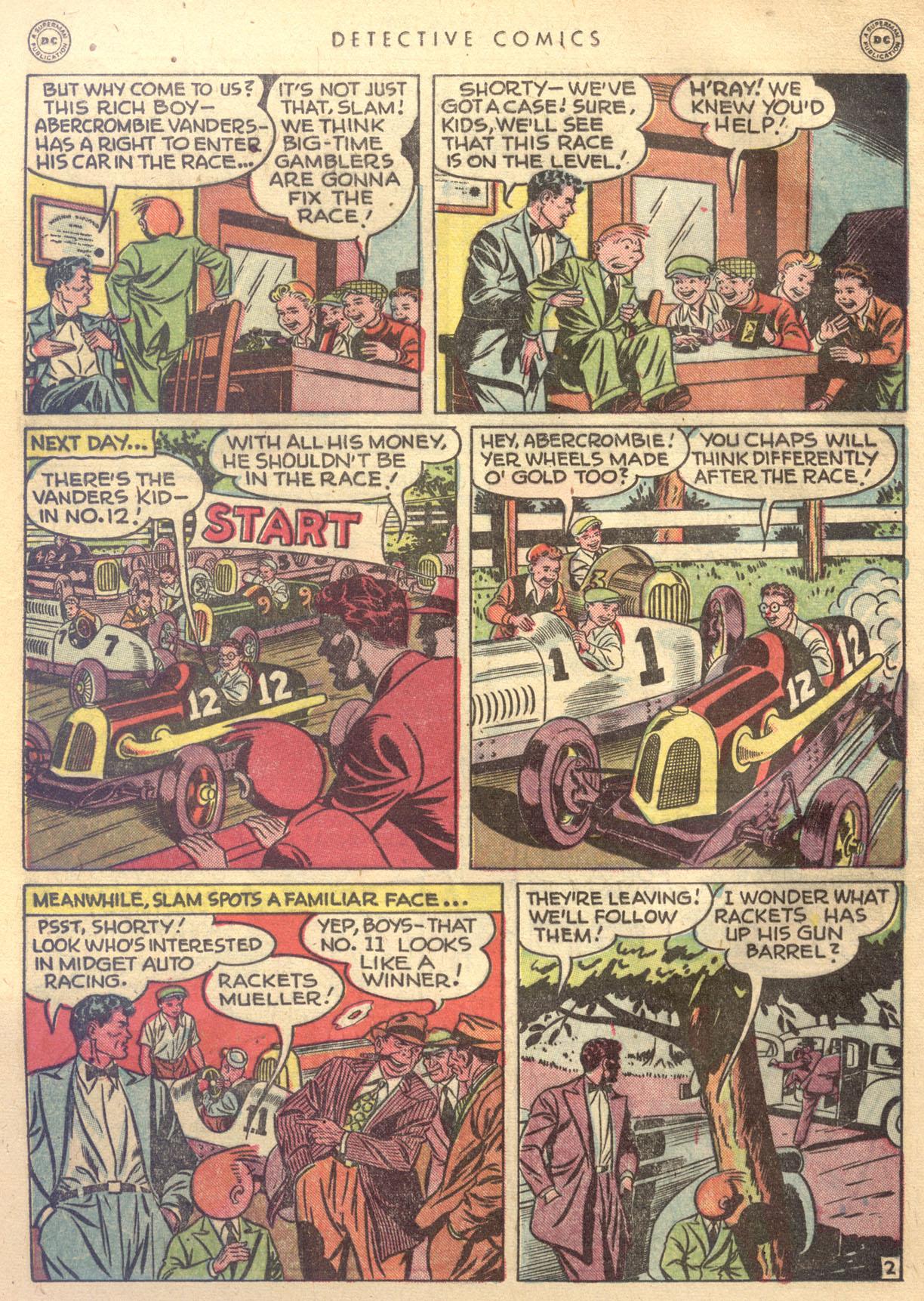 Read online Detective Comics (1937) comic -  Issue #134 - 17