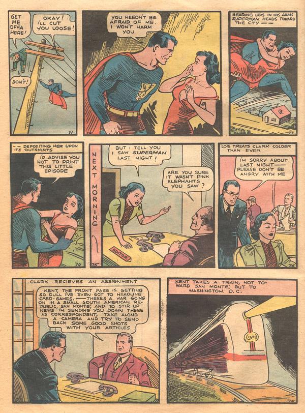 Action Comics (1938) 1 Page 11
