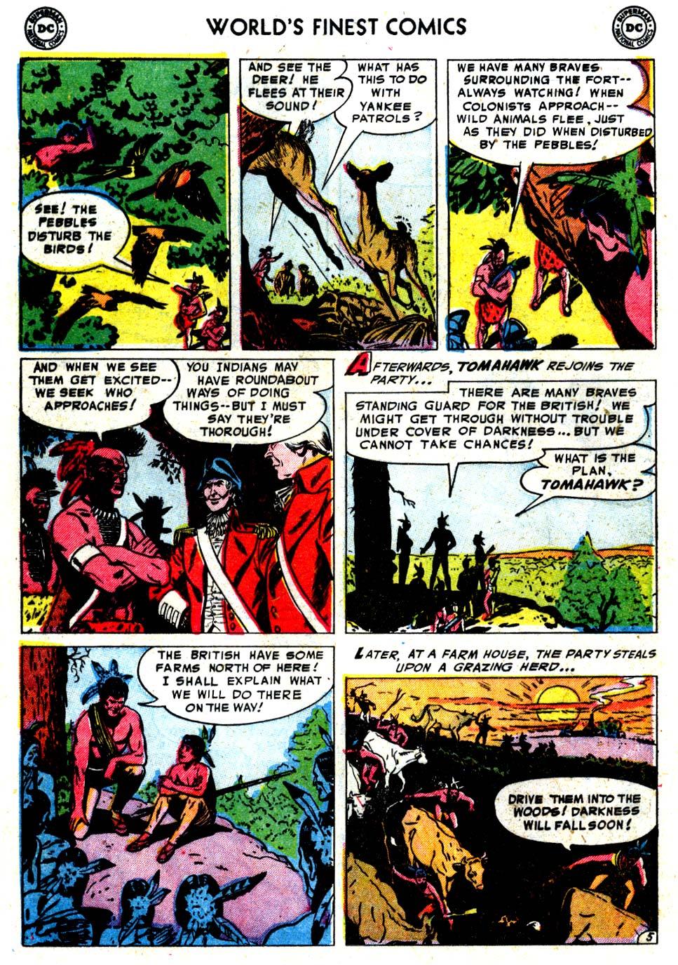Read online World's Finest Comics comic -  Issue #68 - 20
