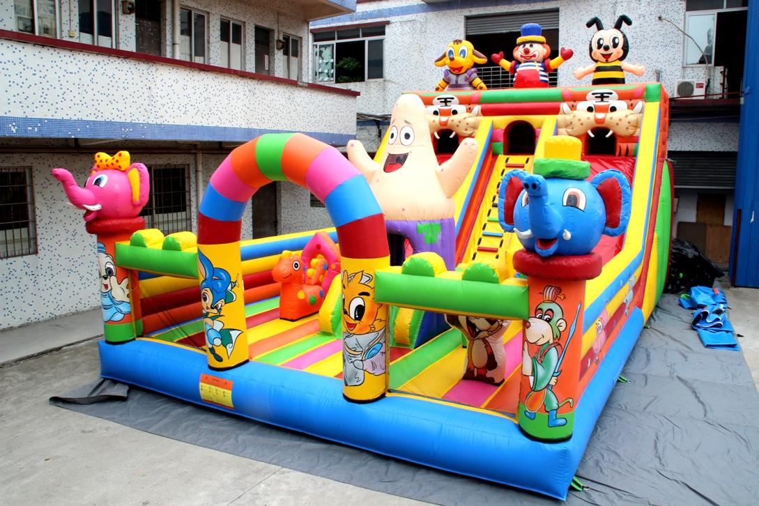 rumah balon | istana balon | balon loncat 22