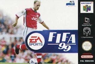 FIFA 99 ( BR ) [ N64 ]