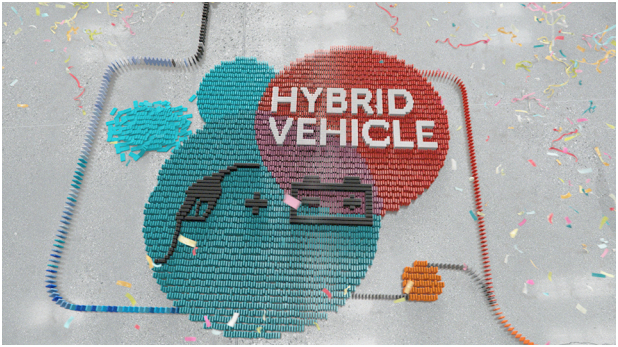 Toyota Hybrid Vehicle with environmental friendly technology