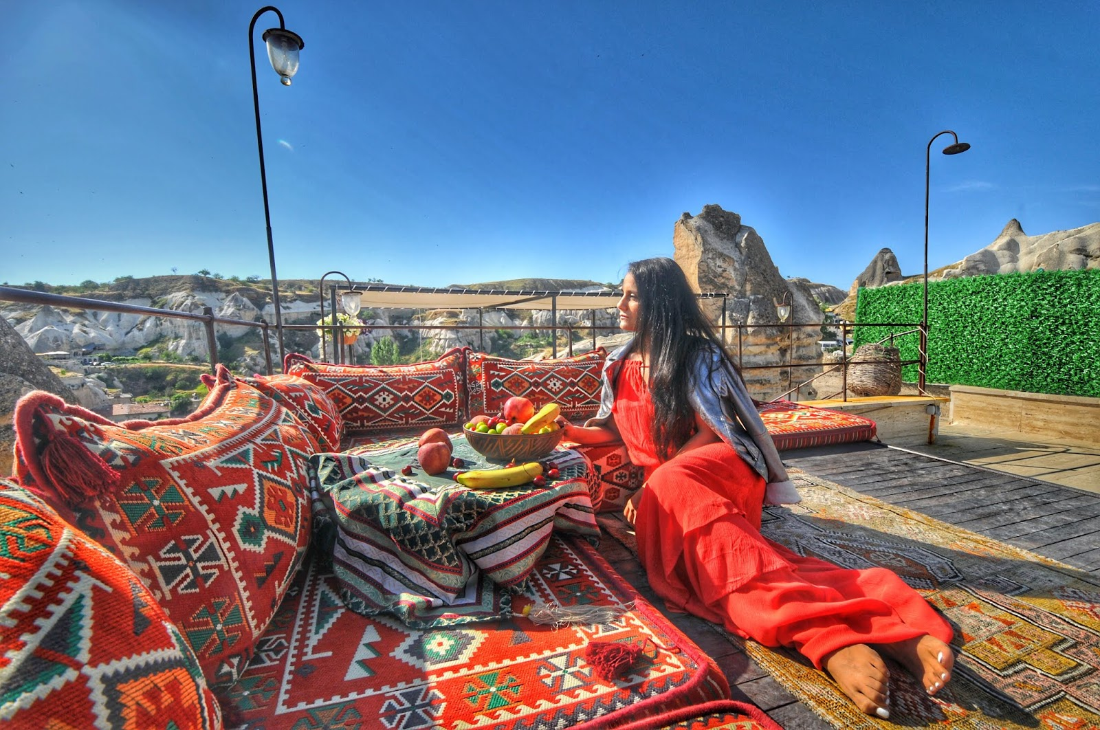 Cappadocia Cave Hotel  - Vegan Travel Guide - Things to do in Cappadocia Turkey Holidays