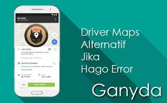 Driver Maps Bisa Jadi Alternatif Jika Hago Atau BSH Maps Tidak Bisa Digunakan