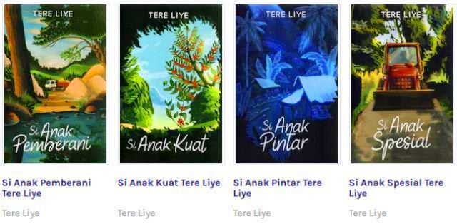 Download Buku (Ebook Gratis) Karya Tere Liye PDF Lengkap