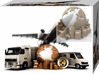 Mengirim barang ke luar negeri via jasa pengiriman
