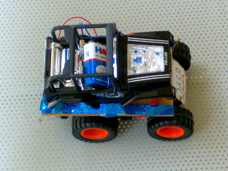 Project Ideas: Computer Controlled Rc Car