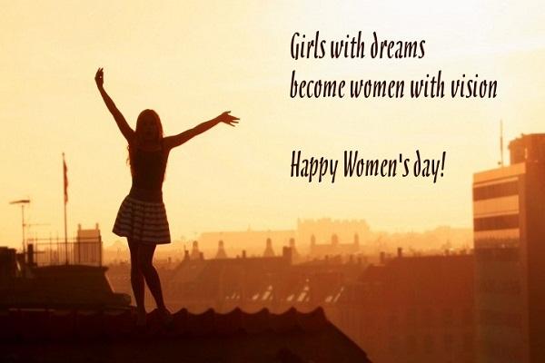 Happy Women's Day 2017