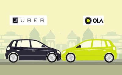 ola-and-uber-stops-cab-sharing-services-in-india