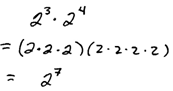 OpenAlgebra.com: Rules of Exponents