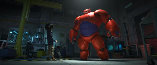 Disney XD Reveals First Look At Big Hero 6 Upcoming Animated TV Series.