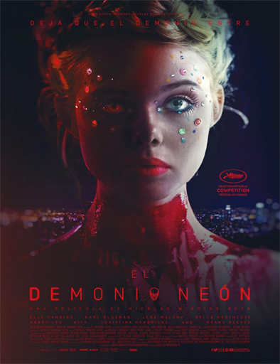 Ver El demonio neón (The Neon Demon) (2016) Online