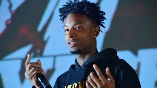 21 Savage Was Reportedly Arrested with A Fully Loaded Gun