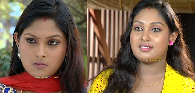 Actress Shilpa in chandanamazha