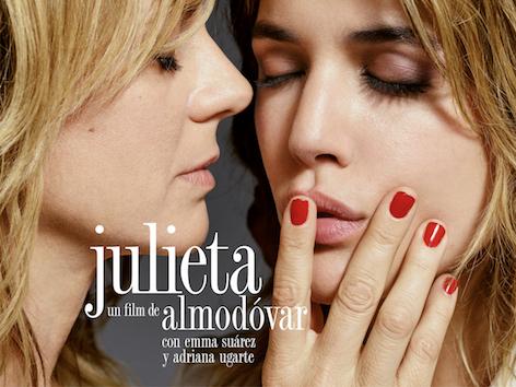 Teaser tráiler de 'Julieta', la nueva película de Pedro Almodóvar
