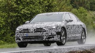 2018 Voiture Neuf, Nouveau 2018 Audi A8, Prix, Revue, Photo